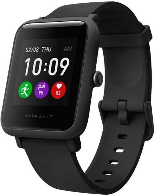 Nutikell Xiaomi Amazfit Bip S Lite, must