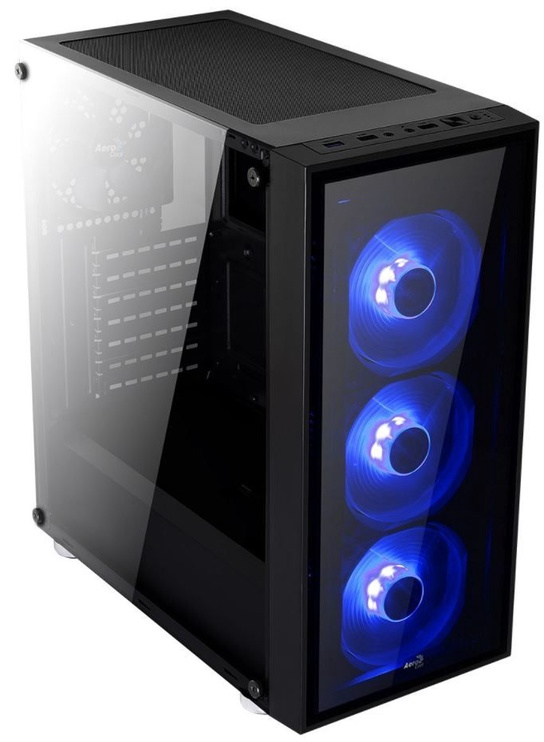 Aerocool Quartz Midi-Tower Black