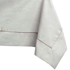 AmeliaHome Vesta Tablecloth PPG Cream 120x260cm