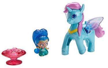 Fisher Price Nickelodeon Teenie Genies Shine And Zahracorn FPV99