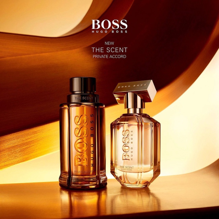 Kvepalai Hugo Boss The Scent Private Accord For Her 100ml EDP