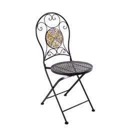Home4you Morocco Garden Chair Mosaic