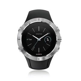 Išmanusis laikrodis Suunto Spartan Sport Wrist HR Steel, sidabrinis-juodas