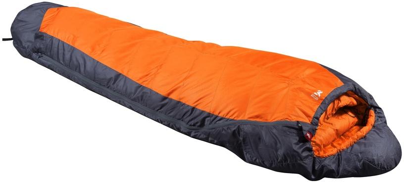Miegmaišis Millet Summiter Long Right Orange / Black