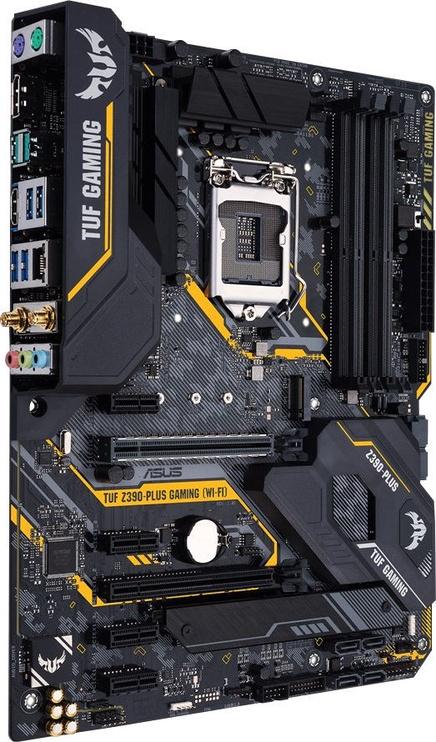 Mātesplate Asus TUF Z390-PLUS Gaming (WI-FI)