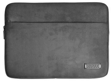 Чехол для ноутбука Port Designs, серый, 14″