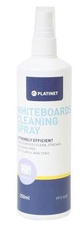 Platinet Whiteboard Cleaning Spray 250 ml