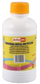 Activejet Ink Cartridge Refill URB-250Y Yellow