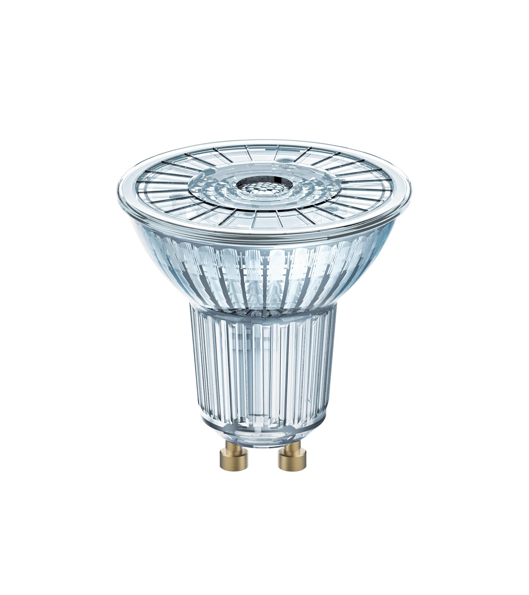 LED lempa Osram MR16, 7.2W, GU10, 2700K, 575lm, DIM