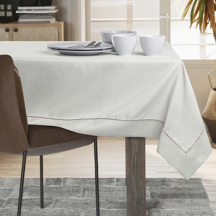 AmeliaHome Empire Tablecloth PPG Cream 140x260cm