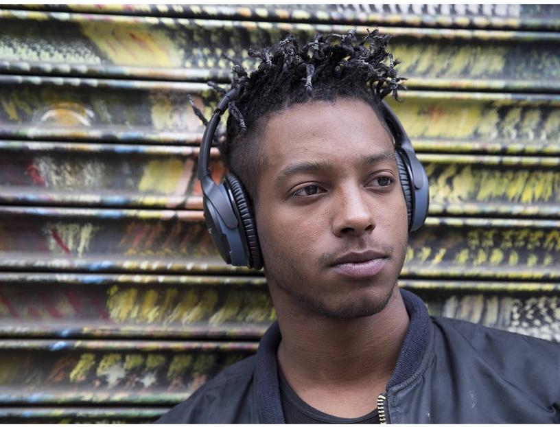 Ausinės Bose SoundLink Around-Ear Wireless Headphones II Black