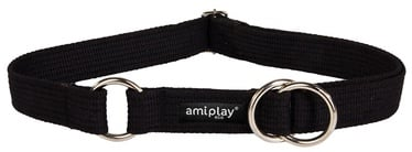 Kaelarihm Amiplay must 34-55x3 cm