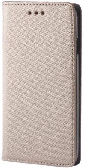 Mocco Smart Magnet Book Case For Sony Xperia XZ1 Gold