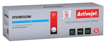 Кассета для принтера ActiveJet, синий/циановый (cyan)
