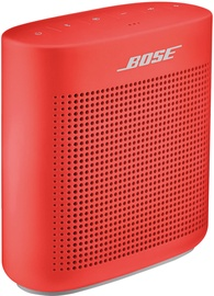 Bose Soundlink Color II Bluetooth Speakers Coral Red