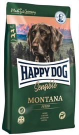 Сухой корм для собак Happy Dog Sensible Montana w/ Horse 11kg
