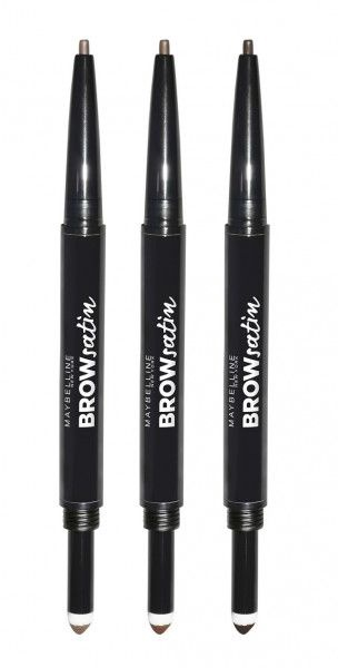Maybelline Brow Satin Duo Pencil 10g 02