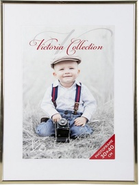 Victoria Collection Photo Frame Aluminium 30x40cm Yellow