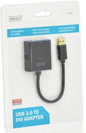 Digitus USB 3.0 to DVI Adapter