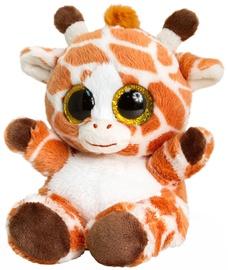 Pliušinis žaislas Keel Toys Animotsu Giraffe SF0955, 15 cm