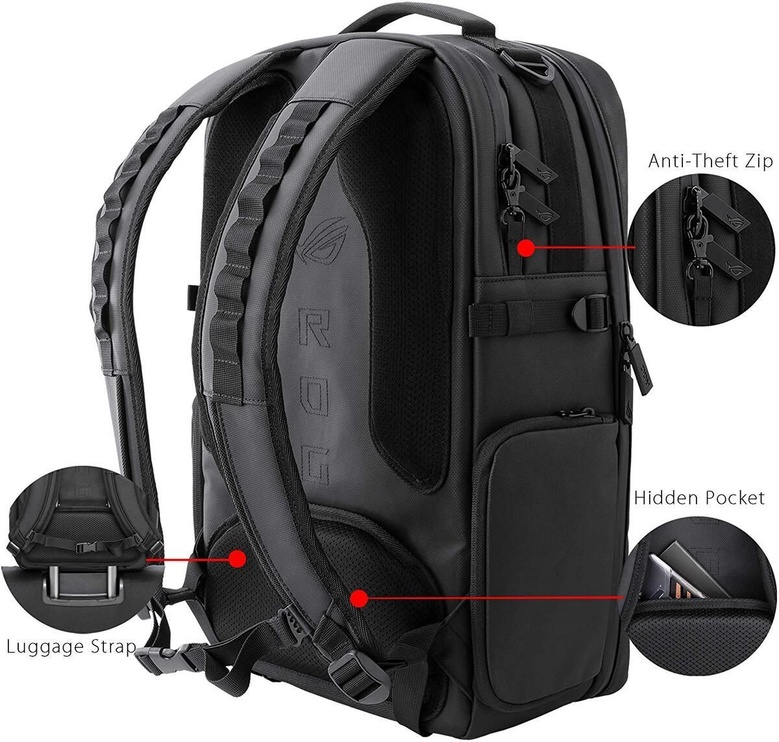 Asus ROG Ranger BP3703 Core Modular Gaming Backpack