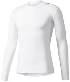 Adidas Techfit Base Long Sleeve Tee AI3352 White XL