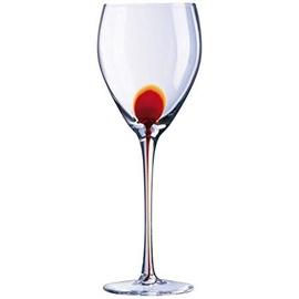 RED WINE GLASSES350ML DRIP ROUGE 4PCS