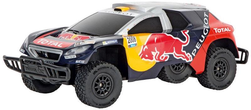 Carrera RC Off Road Peugeot Red Bull Dakar 370162106