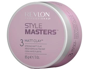 Revlon Style Masters 3 Strong Matt Clay 85g