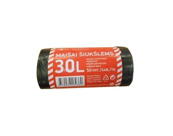 MAISI ATKRIT. HDPE 30L 8MK 50GAB