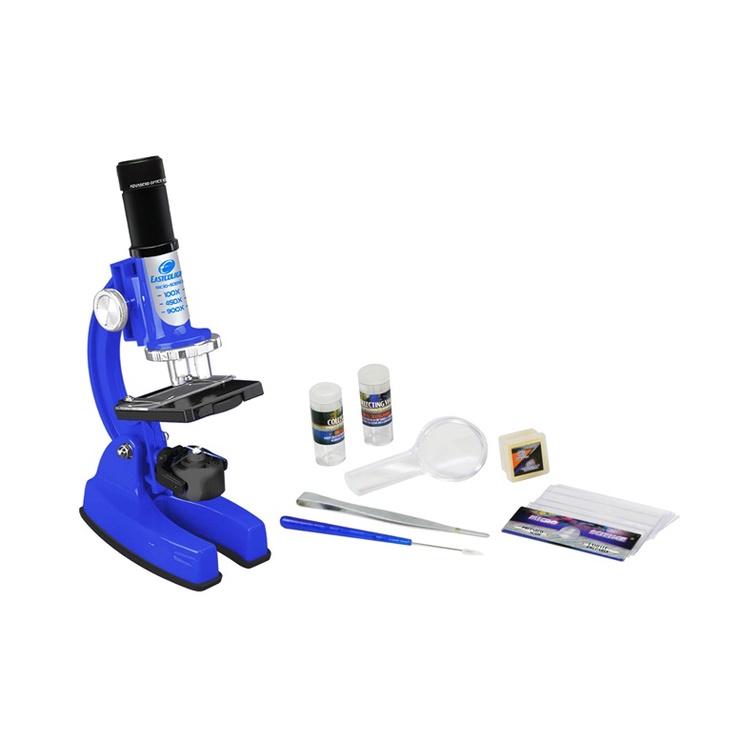 Mikroskops 21361 100/450/900x
