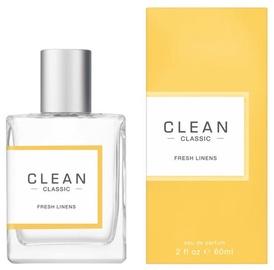 Parfüümvesi Clean Classic Fresh Linens 60ml EDP