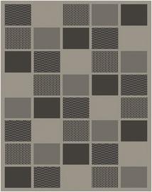 Ковер Dawn 85 DM9-E, серый, 230 см x 160 см