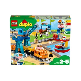 Konstruktorius Lego Duplo, krovininis traukinys, 10875