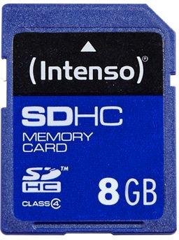 Intenso 8GB SDHC Class 4 3401460