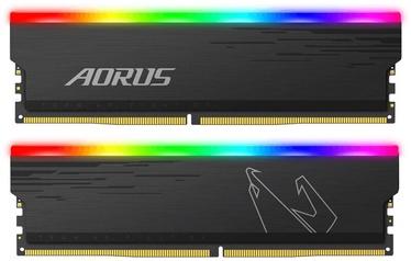Gigabyte Aorus RGB 16GB 4400MHz CL19 DDR4 KIT OF 2 Black