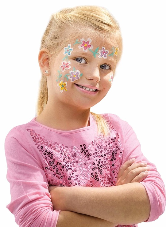 SES Creative Clowny Face Paint Set 10 Colors