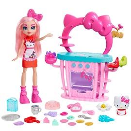 Кукла Mattel Hello Kitty & Friends So Delish Kitchen GWX05
