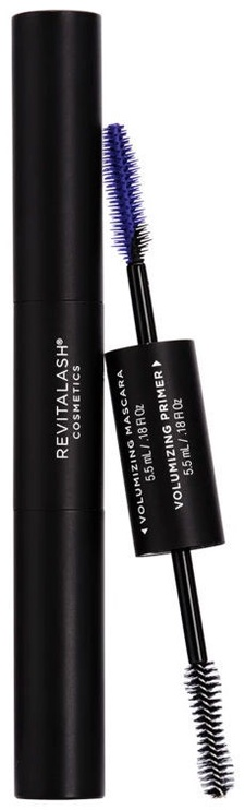 Skropstu tuša Revitalash Double Ended Volumizing Mascara & Primer, 11 ml