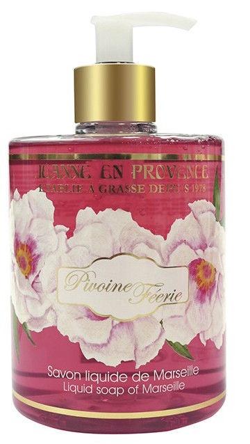 Jeanne en Provence Pivoine Feerie Liquid Soap 500ml