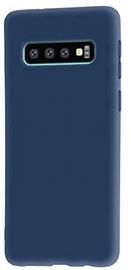 Evelatus Soft Back Case For Samsung Galaxy S10 Dark Blue
