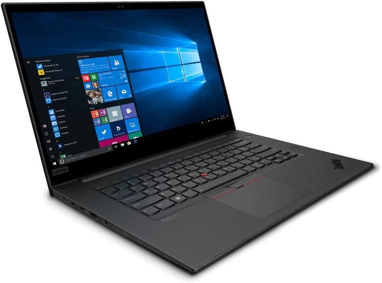 Ноутбук Lenovo ThinkPad P1 Gen 3 Black 20TH004EMH PL, Intel® Core™ i9, 32 GB, 512 GB, 15.6 ″