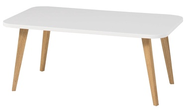 Szynaka Meble Pegaz 02 Coffee Table Oak/White