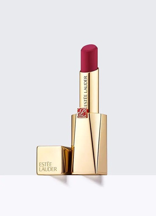Estee Lauder Pure Color Desire Rouge Excess Lipstick 3.1g Warning