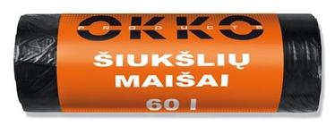 MAISI ATKRITUMU OKKO 60L 10GAB