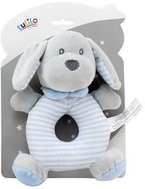 Axiom New Baby Rattle Dog Blue 17cm
