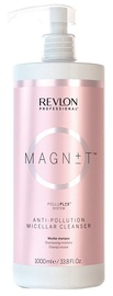 Šampūnas Revlon Magnet Anti-Pollution Micellar Cleanser, 1000 ml