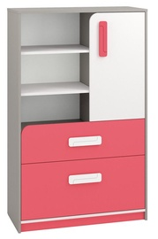 ML Meble Chest Of Drawers IQ 07 Pink