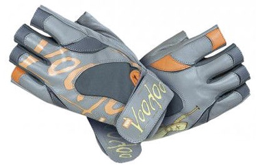 Mad Max Voodoo Gloves Grey Orange S