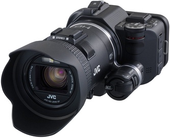 JVC GC-PX100 Procision Full HD Black